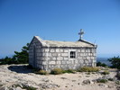 Chapel of St. Mikul on Osorscica